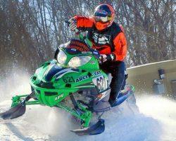 PMC snow mobile